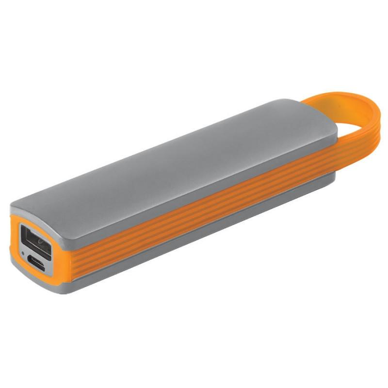 """Универсальное зарядное устройство """"Fancy"""" (2200mAh), Серый, -, 7243 06"""