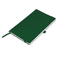 Бизнес-блокнот GRACY на резинке, формат А5, в линейку, Зеленый, -, 21223 15, фото 1