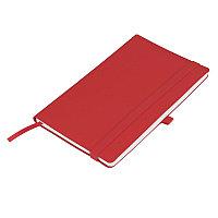 Бизнес-блокнот GRACY на резинке, формат А5, в линейку, Красный, -, 21223 08, фото 1