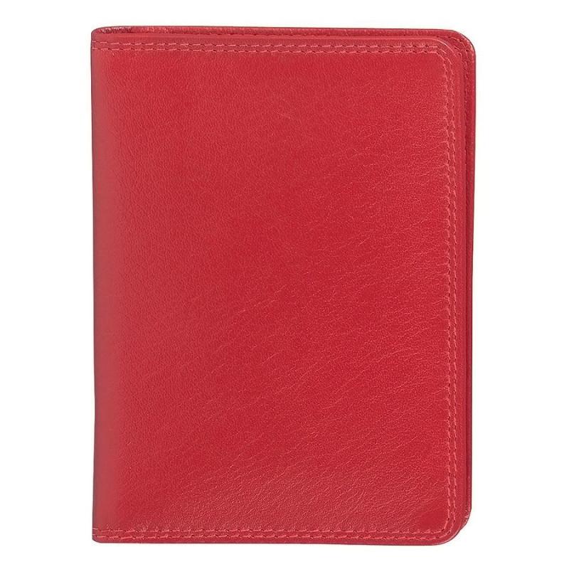"""Бумажник водителя  """"Модена"""" в подарочной упаковке, Красный, -, 19704 08"""