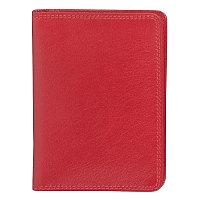 """Бумажник водителя  """"Модена"""" в подарочной упаковке, Красный, -, 19704 08, фото 1"""