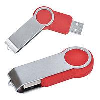"USB flash-карта ""Swing"" (8Гб), Красный, -, 19308_8Gb 08"