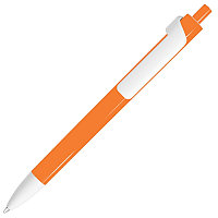 Ручка шариковая FORTE, Оранжевый, -, 602 05