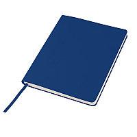 """Бизнес-блокнот """"Cubi"""", 150*180 мм, синий, кремовый форзац, мягкая обложка, в линейку, Синий, -, 21221 25"""