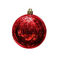 Шар новогодний GLOSS, Красный, -, 61000 08
