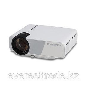Проектор BYINTEK K1 Plus, LCD, 800x480, 160 ANSI люмен, 1800:1, фото 2