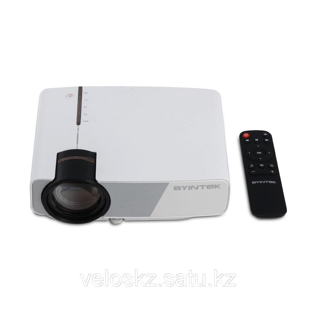Проектор BYINTEK K1 Plus, LCD, 800x480, 160 ANSI люмен, 1800:1