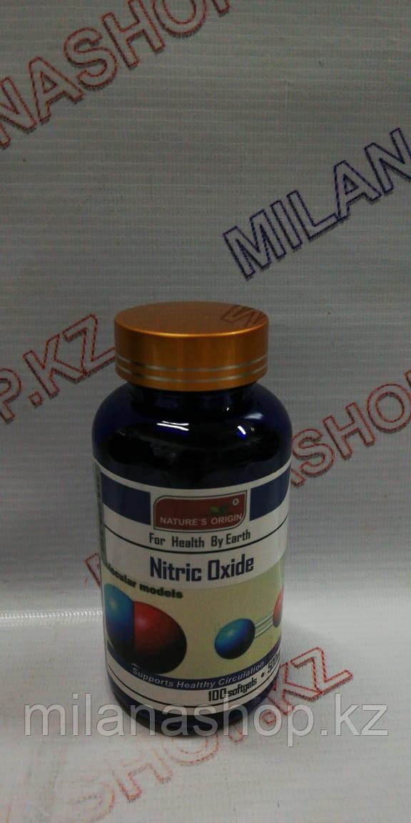 Капсулы - Nitric Oxide ( Оксид Азота )
