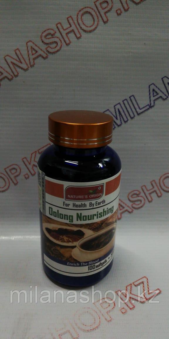 Капсулы Улун - Оolong Nourishing