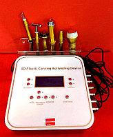 Аппарат 5в1: РФ-лифтинг, холодный молоточек , микротоки и мезо, фото 1