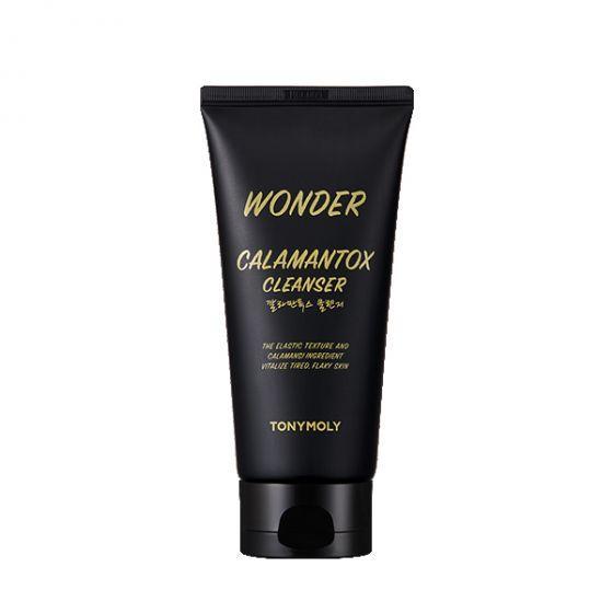 Пенка для умывания/ tony moly wonder calamantox cleanser