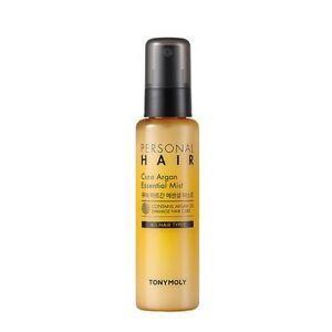 Мист для поврежденных волос с аргановым маслом Tony Moly personal hair cure argan mist