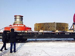 Перевозка негабаритных грузов из Китая