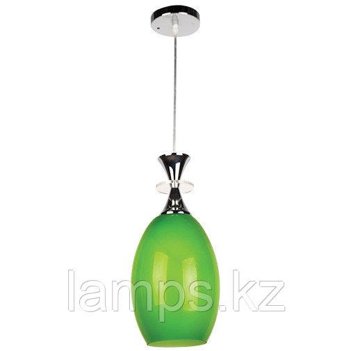 Люстра подвесная 1087-1 Green