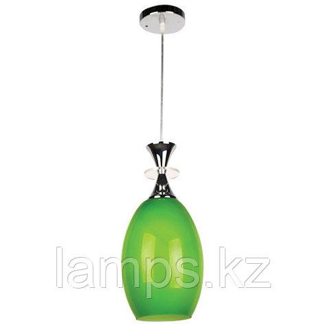 Люстра подвесная 1087-1 Green, фото 2