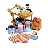 Sylvanian Families набор кухонная посуда