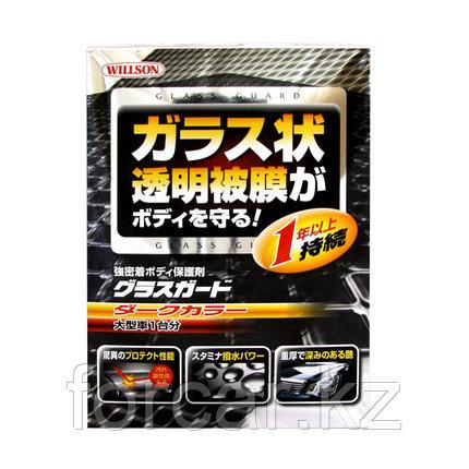 """Покрытие - полироль """"Стеклянная защита""""(эффект защиты до 1 года) для темных авто с аппликаторами(140мл+4.5мл)., фото 2"""
