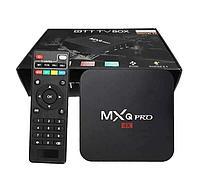 Смарт ТВ приставка Android TV BOX 4K MXQ-Pro 2G/ 16G