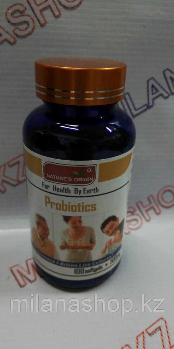 Капсулы - Probiotics ( Пробиотики )