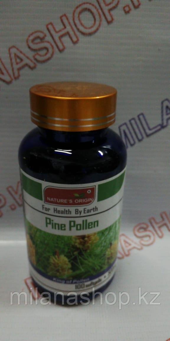 Капсулы Сосновая Пыльца - Pine Pollen