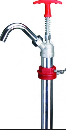 GR44130 - VLP/01 Насос бочковый ручной вертикальный для масел, 750 мл./ход