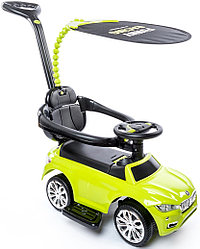 "Машина-каталка Happy Baby ""JEEPSY"" (green)"