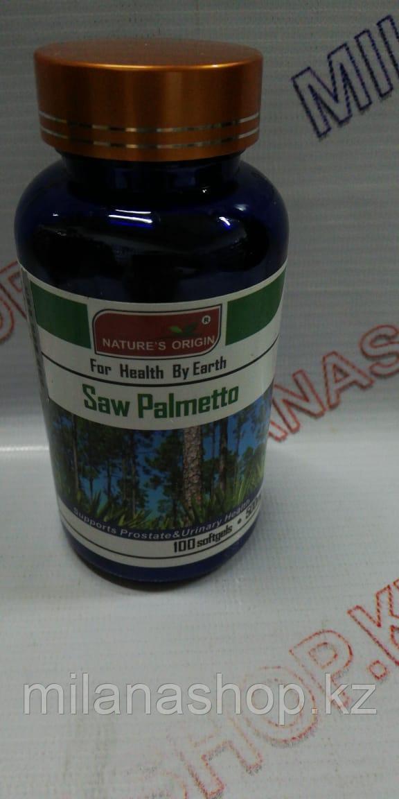 Капсулы Со Пальметто - Saw Palmetto