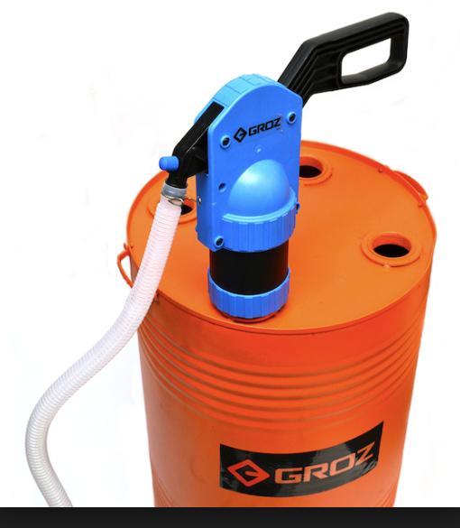 GR44185 - PLP/02 Ручной cифонный насос 500 мл/ход