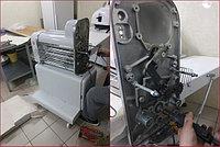 """На фото тестораскаточная машина """"Sigma"""". При полном техническом обслуживании производится полнотью разбор агрегата, замена подшипников, втулок, шестеренок."""