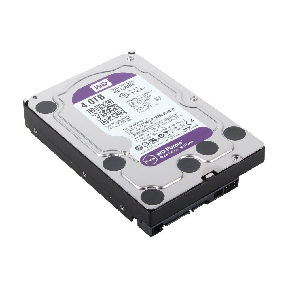 Внутренний  жесткий диск HDD 4000Gb Purple Western Digital