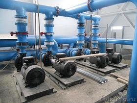 Обслуживание инженерных сетей и тепловых пунктов