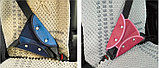 Детский адаптер для ремня безопастности, фото 4