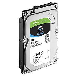 Внутренний жесткий диск HDD 1000Gb ST1000VX001 SkyHawk Seagate