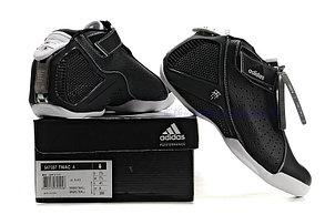 Баскетбольные кроссовки Adidas T-Mac 4 (Tracy McGrady) черные, фото 3