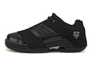 Баскетбольные кроссовки Adidas T-Mac 6 (Tracy McGrady) черные, фото 2