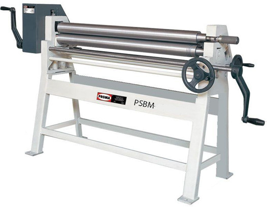 Механический 3-х валковый листогиб PSBM-1270-2,5М