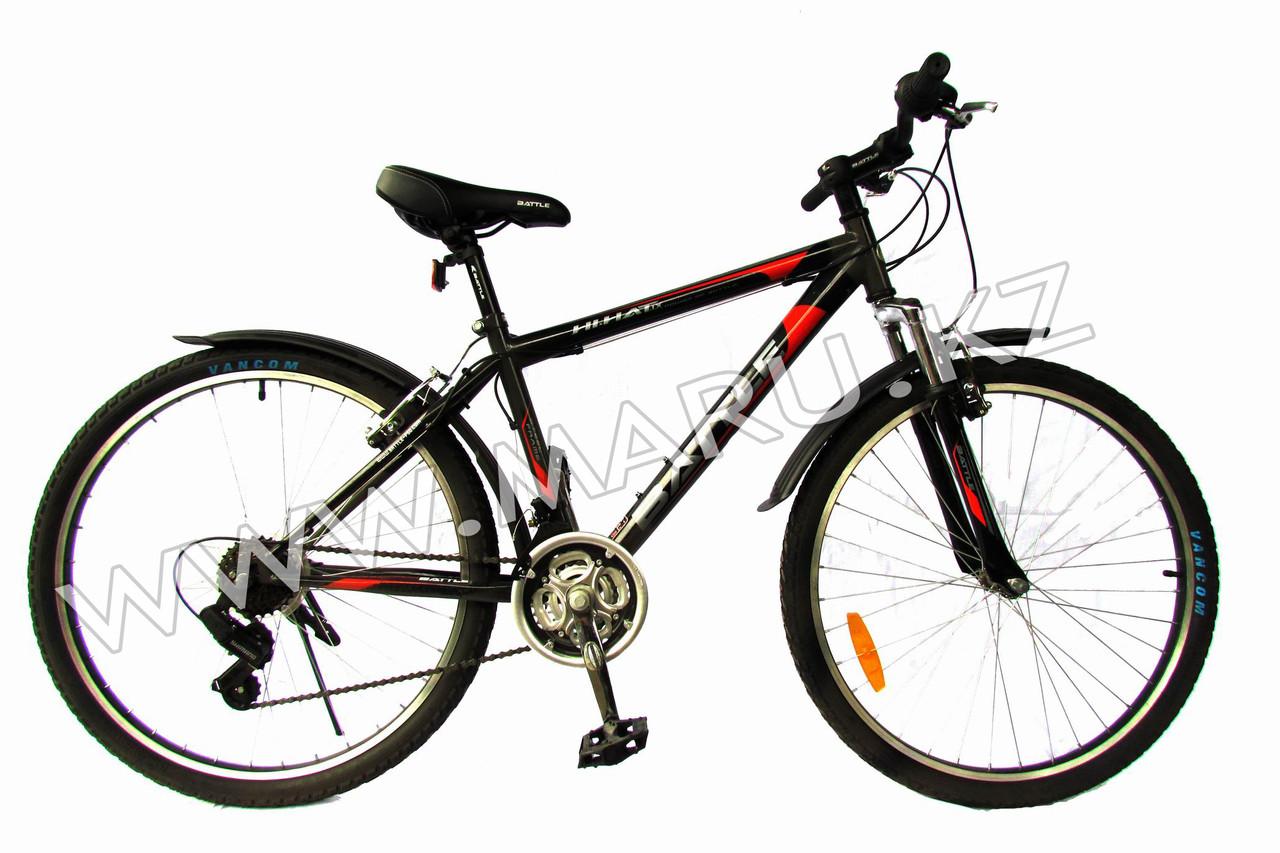 Велосипед BATTLE 390''26,в Алматы