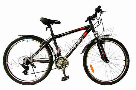 Велосипед BATTLE 390''26,в Алматы, фото 2