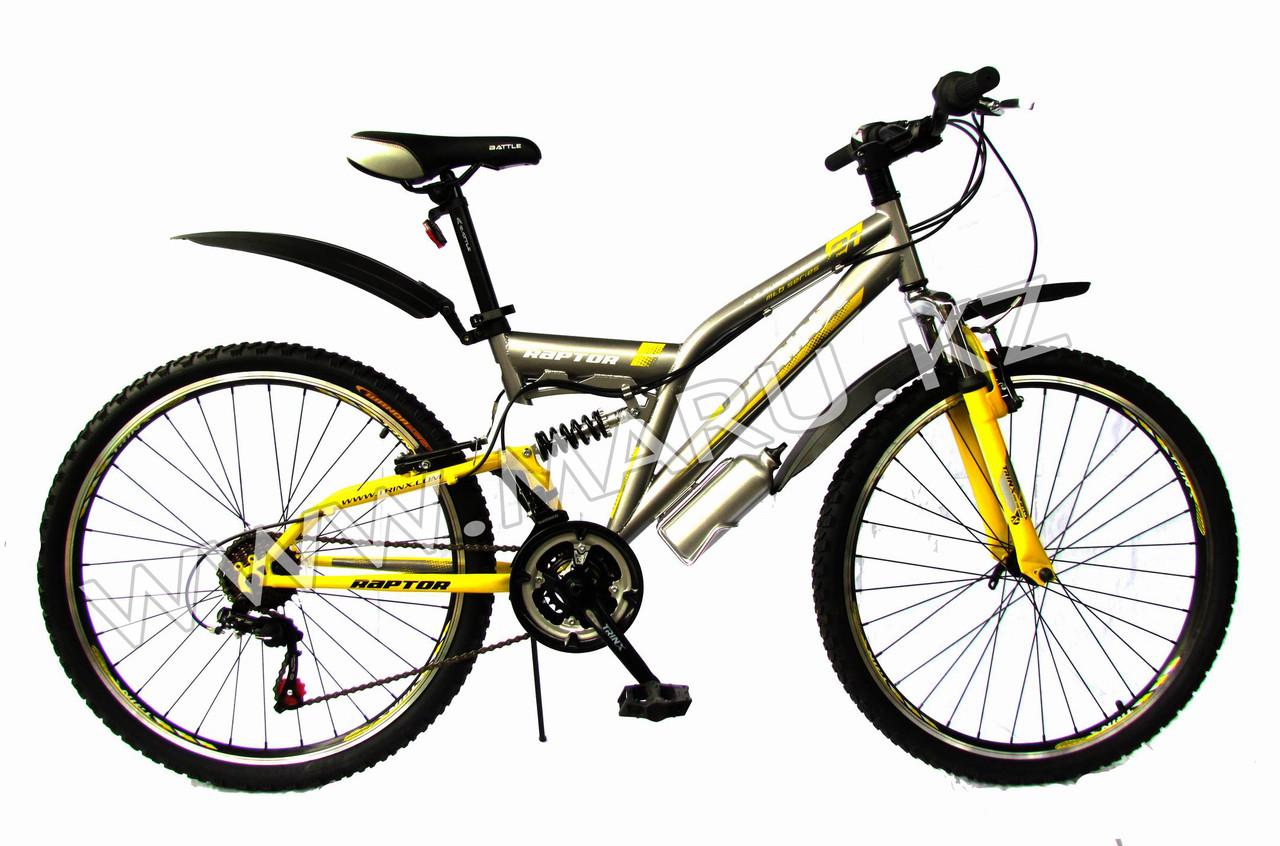 Велосипеды Trinx Raptor 24