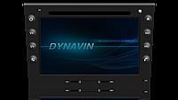 Штатное головное устройство Porsche Boxster Dynavin, фото 1