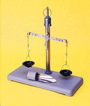 Весы ВСМ-1 для сыпучих материалов; 0,02-1г; +/- 5 мг, d чашек-30 мм (комплект 2)
