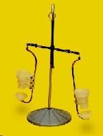 Прибор для уравновешивания центрифужных пробирок ПЦП, d подставки-140мм