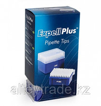 Наконечники Expel Plus 200ul (0.5-200 мкл) для одноканальных дозаторов CAPP, стерильные, 10 штативов х 96 шт