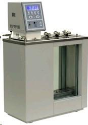 Термостат ВИС-Т-08-3 (+20..+100*C, +/-0,01) для измерения вязкости нефтепродуктов по ГОСТ-33-2000 на 3 вискозиметра