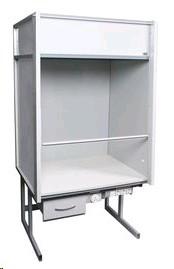 Шкаф вытяжной ШВС-Т специализированный для ТЕРМОТЕСТ-300 и ТЕРМОТЕСТ-100, (+100...+300*С)
