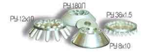 Ротор угловой РУ 180Л (до 8000 об/мин) для центрифуги ОПн-8 (25 мл 4 пробирки; 10 мл 4 пробирки; 5 мл 8 пробирок)