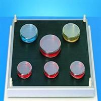 Коврик резиновый противоскользящий GFL 3951 (300х300 мм) к шейкерам GFL