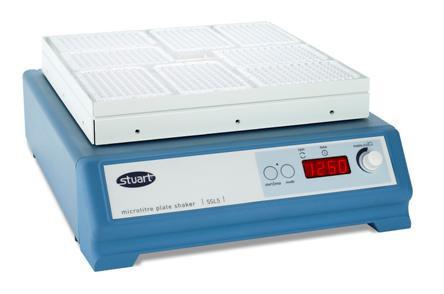 Шейкер микротитратор SSM5, d орбиты-1,5 мм, max нагрузка -1 кг