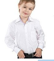 Школьные белые рубашки MIXERS с длинным рукавом