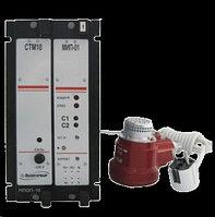 Сигнализатор СТМ-10 стационарный, для контроля конц. горючих газов, состоит из БСП и 1-10 датчиков